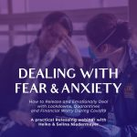 A Free Community Project – Global Releasing Webinar: How to Release and Emotionally Deal with fear and anxiety from COVID-19, lockdowns, quarantines and financial worry. 16 April 2020, Thu, 8.00 p.m. - 10.00 p.m. (GMT +8). See you at this free Webinar.