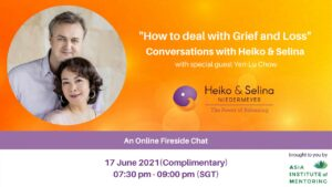 How to deal with Grief and Loss - Conversations with Heiko & Selina
