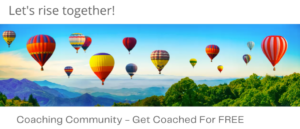 Coaching Community - Get Coached for FREE